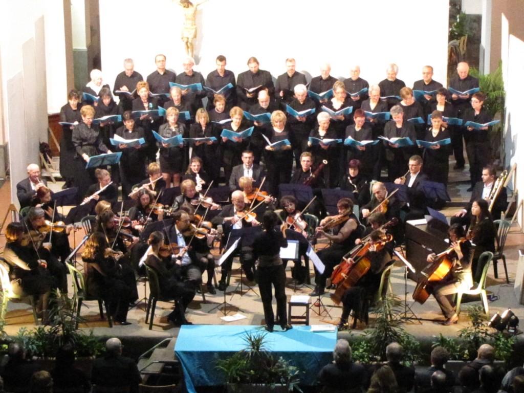Concert de gala - 40 ans du Laetare - 28 janvier 2012