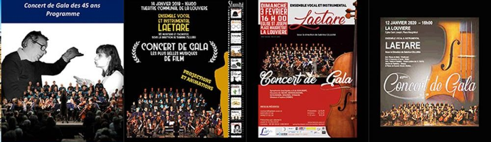Ensemble Vocal et Instrumental Laetare